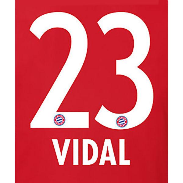 FC Bayern München Trikot Flock Home Vidal 23
