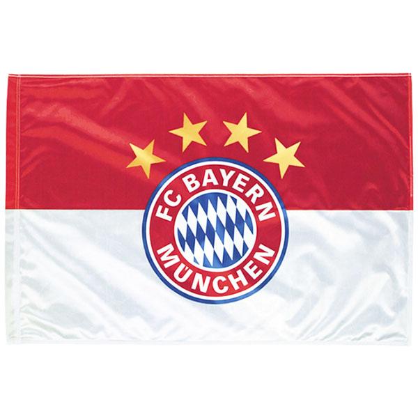 FC Bayern München Fahne Logo 90 x 60
