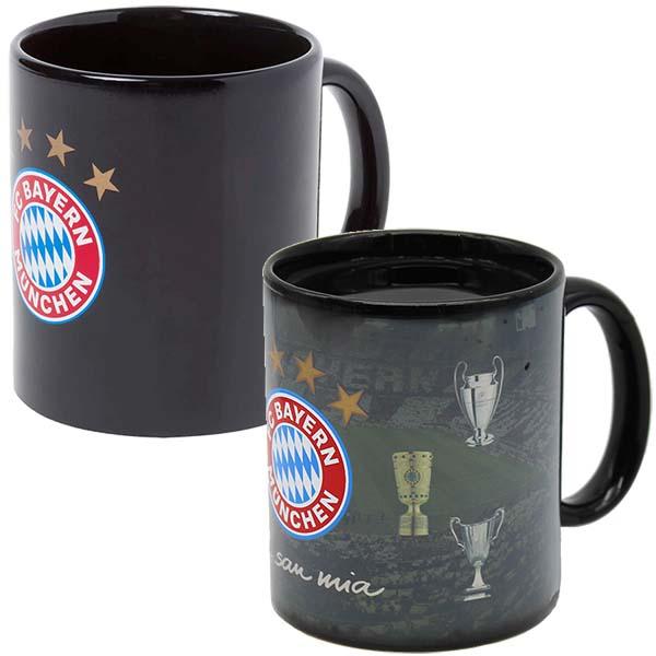 FC Bayern München Tasse Magic