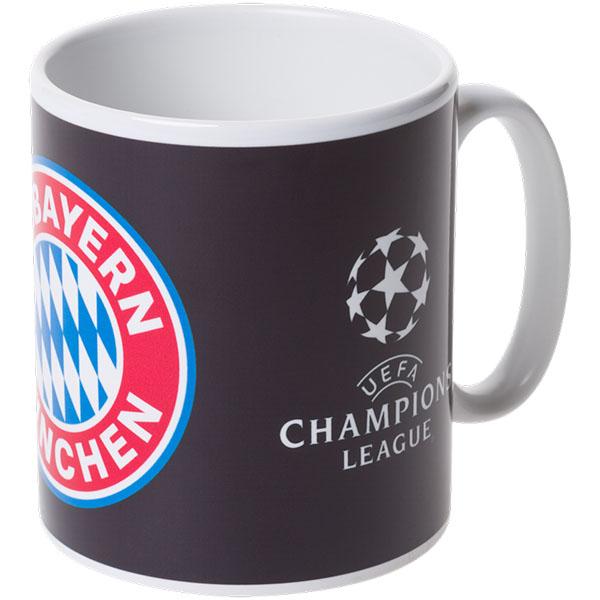 FC Bayern München Tasse Champions League