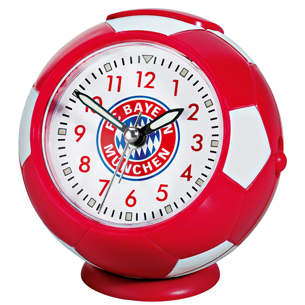 FC Bayern München Wecker Fussball