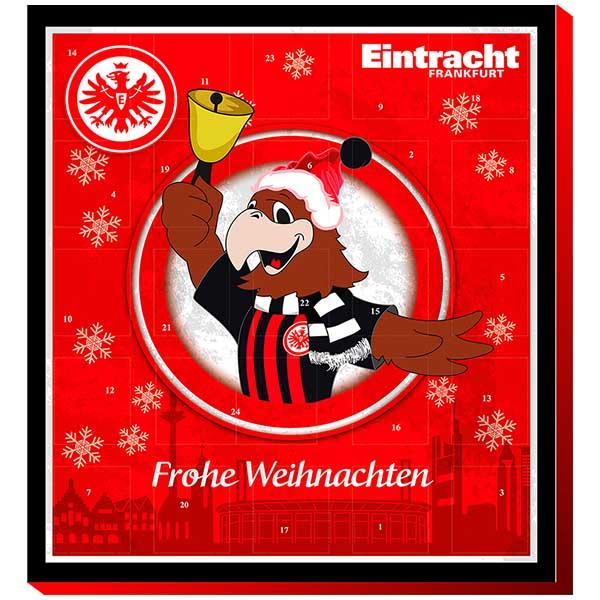 Eintracht Frankfurt Adventskalender 2018 Exklusiv