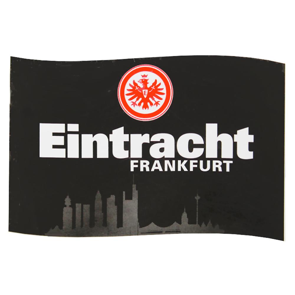 Eintracht Frankfurt Fahne Skyline 140 x 90 cm