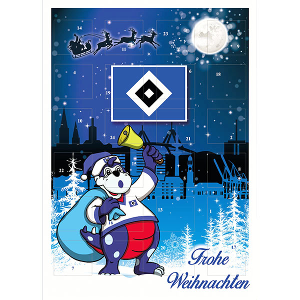 HSV Adventskalender 2017