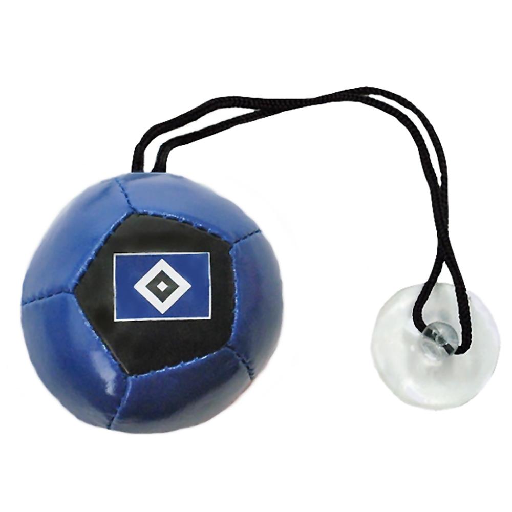 HSV Autospiegelball HSV Logo blau