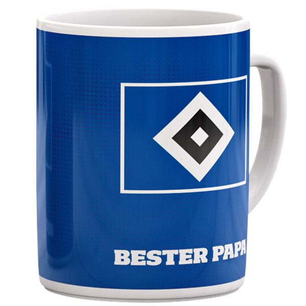 HSV Tasse Bester Papa