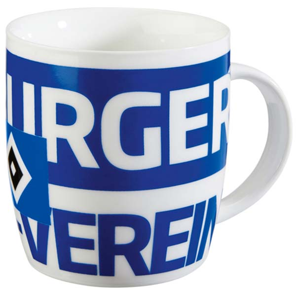 HSV Tasse Hamburger SV