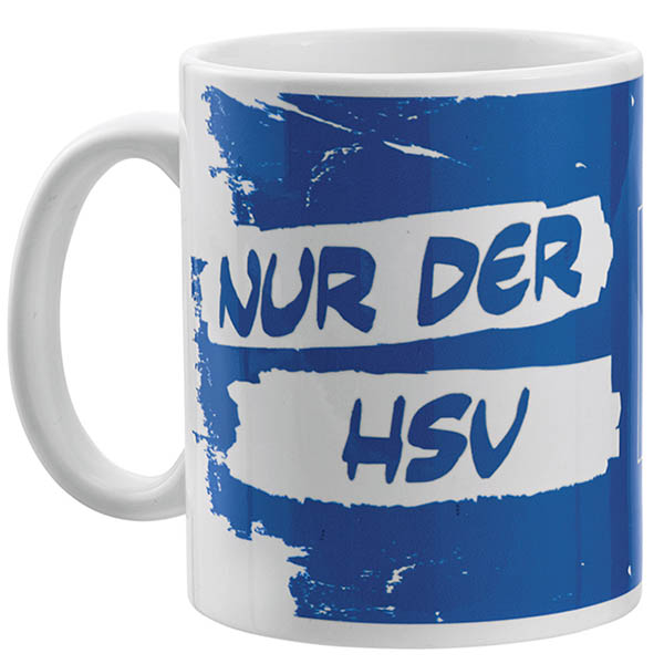 HSV Tasse Nur der HSV