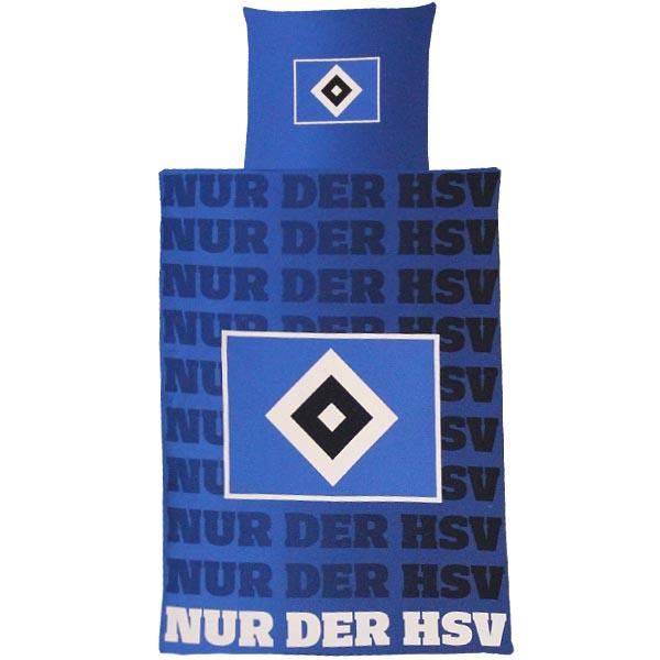 HSV Bettwäsche Glow in the dark