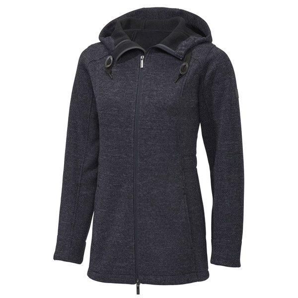 HSV Damen Fleecejacke Strick