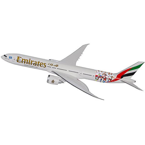 HSV Flugzeug Emirates Boeing 777-300ER
