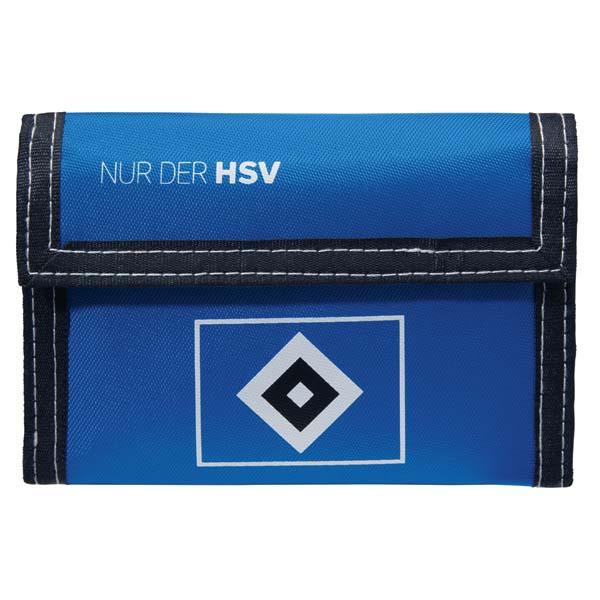 HSV Geldbörse blau