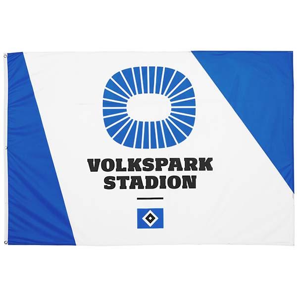 HSV Hissfahne Volksparkstadion