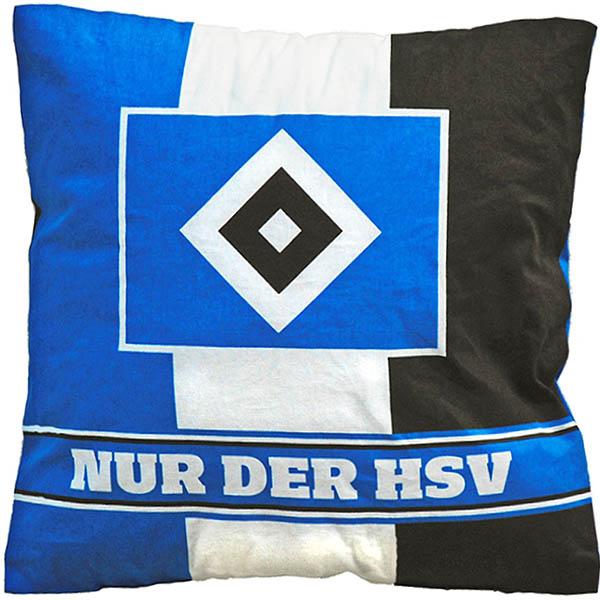 HSV Kissen Nur der HSV