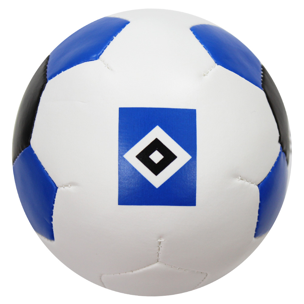 HSV Knautschball Raute