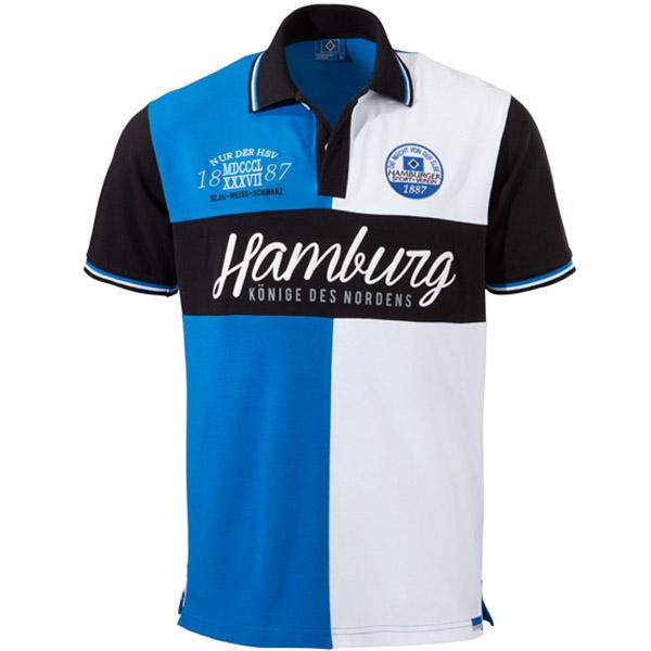 HSV Poloshirt Könige des Nordens