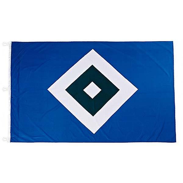 HSV Hissfahne Raute