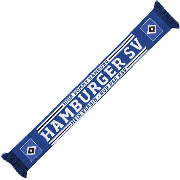 HSV Schal Nur der HSV