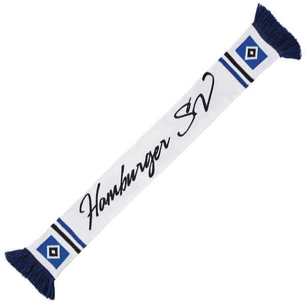 HSV Schal Hamburger SV weiss
