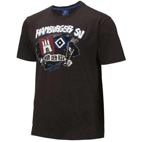 HSV T-Shirt Kasche