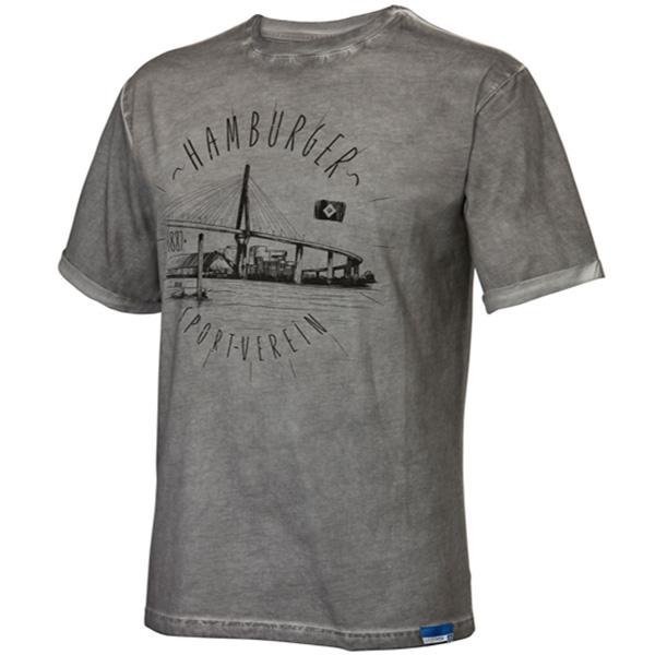 HSV T-Shirt Köhlbrandbrücke