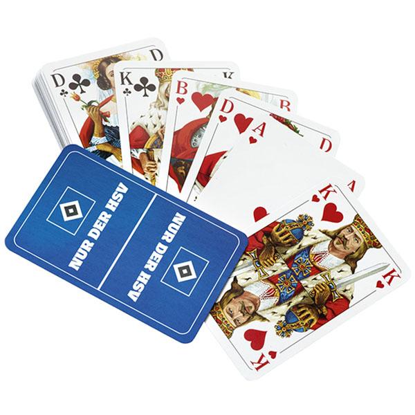 HSV Kartenspiel Nur der HSV