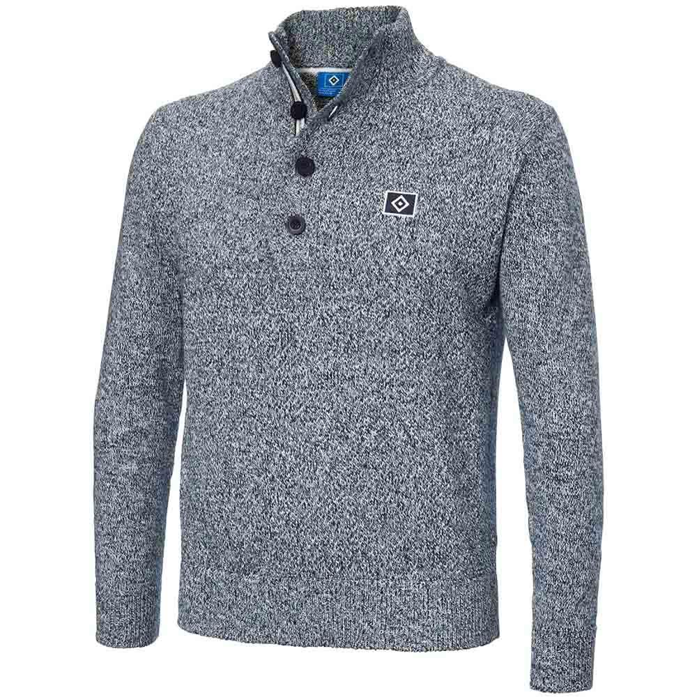 HSV Stricktroyer Klassik blau grau