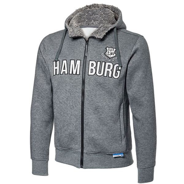 HSV Sweatjacke Fell