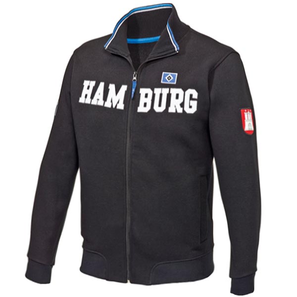 HSV Sweatjacke Hamburg