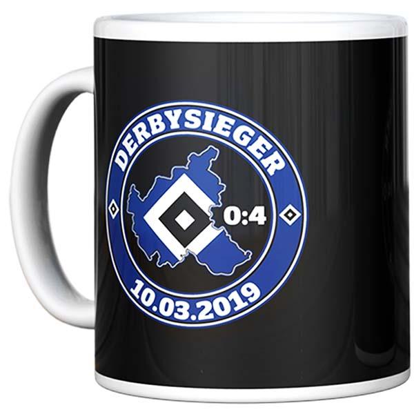 HSV Tasse Derbysieger