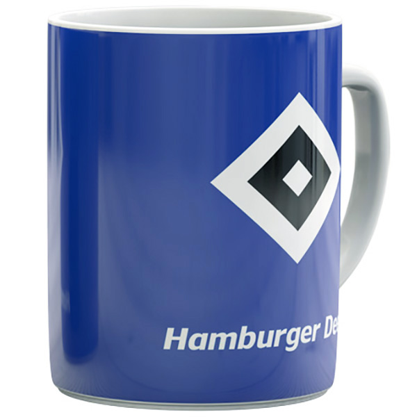 HSV Tasse Hamburger Deern