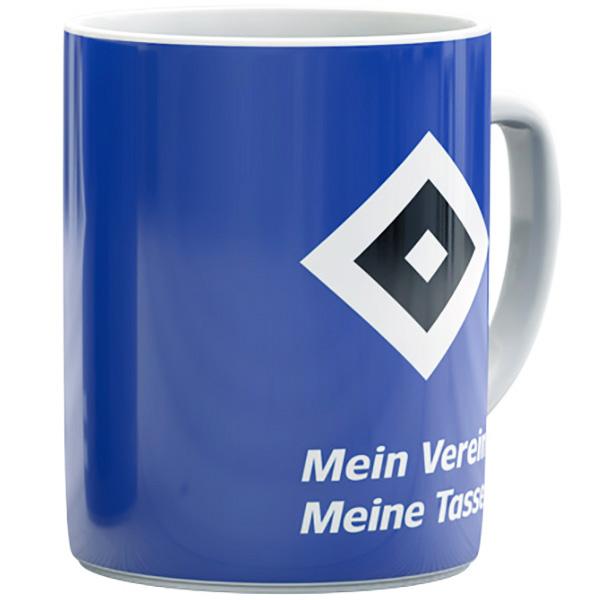 HSV Tasse Mein Verein Meine Tasse