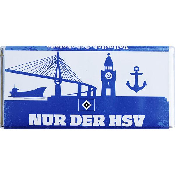 HSV Schokolade Nur der HSV