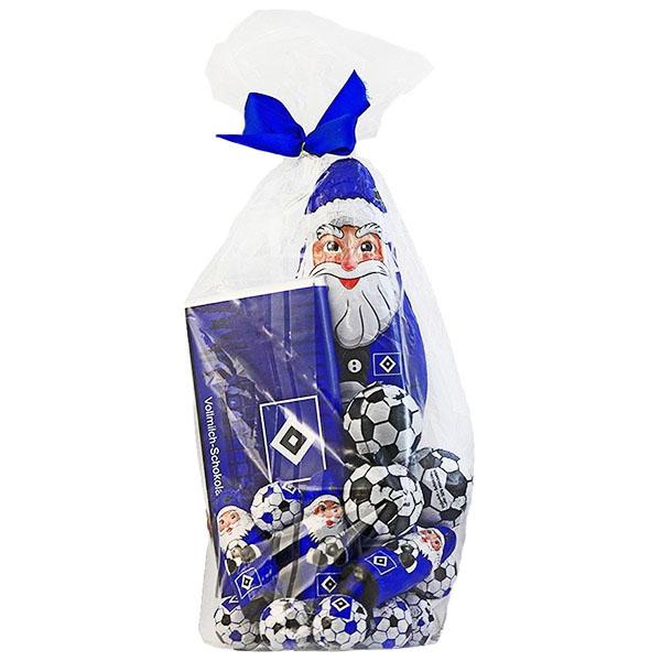 HSV Weihnachtsmann Schokoladen Mix