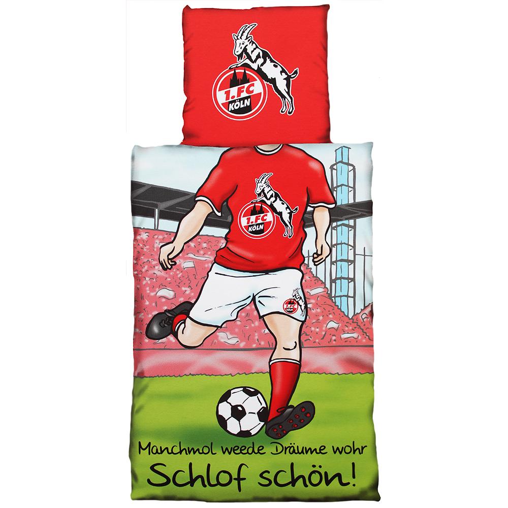 1 Fc Köln Bettwäsche Spieler