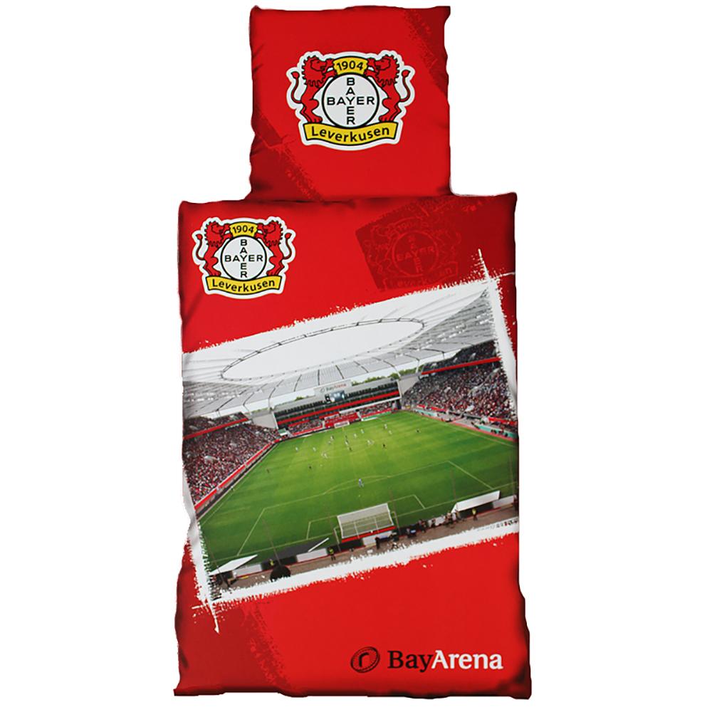 Bayer 04 Leverkusen Bettwäsche BayArena