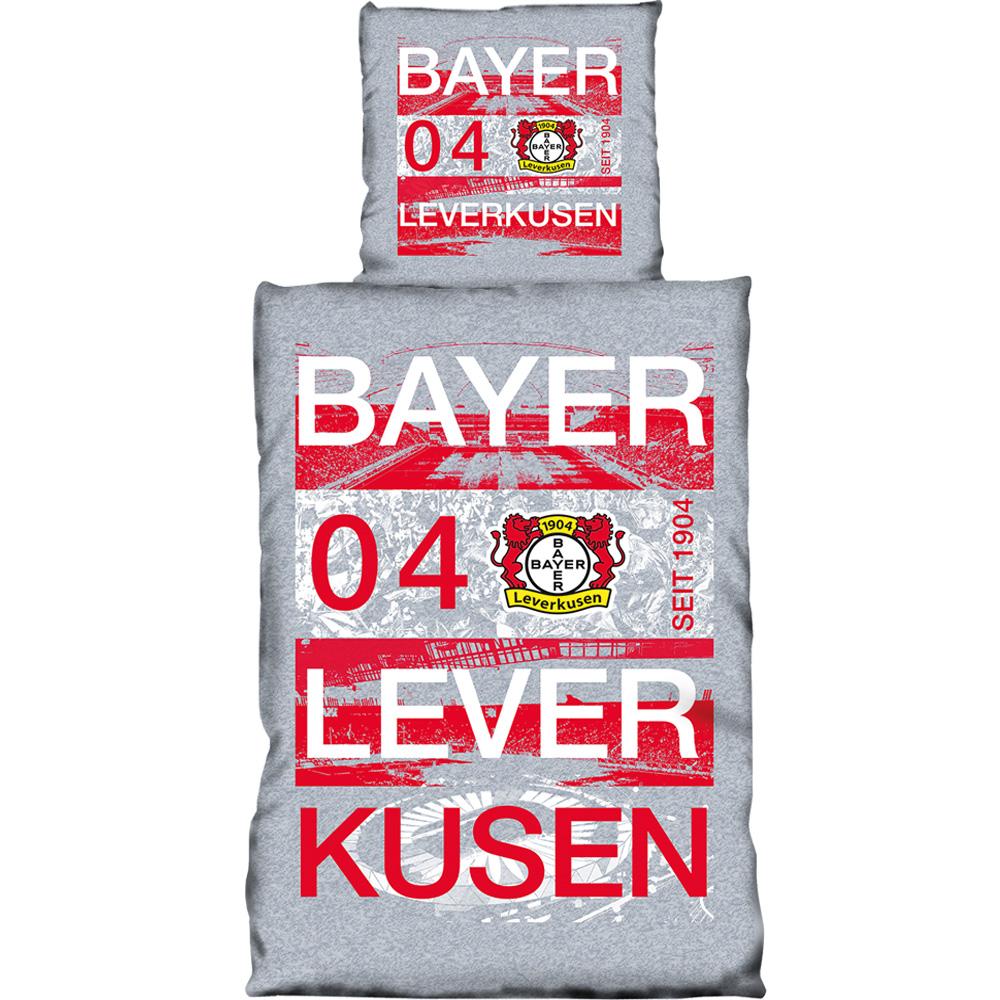 Bayer 04 Leverkusen Bettwäsche Bayer 04