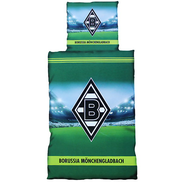 borussia m nchengladbach bettw sche stadion. Black Bedroom Furniture Sets. Home Design Ideas