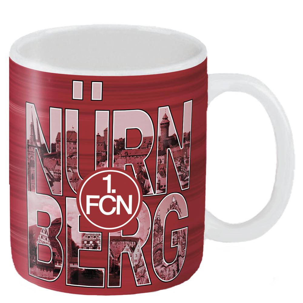 1. FC Nürnberg Becher Nürnberg
