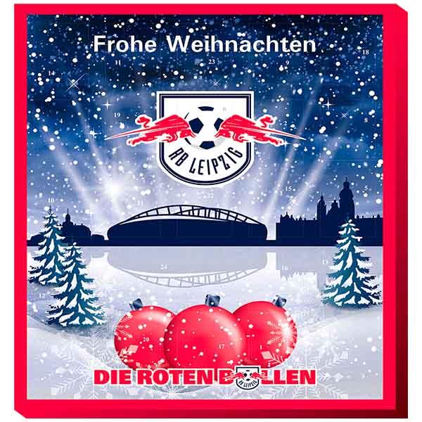 RB Leipzig Adventskalender 2018 Exklusiv