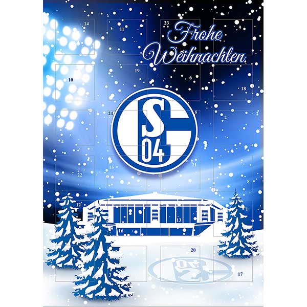 FC Schalke 04 Adventskalender 2018