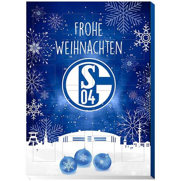 FC Schalke 04 Adventskalender 2019 Veltins Arena