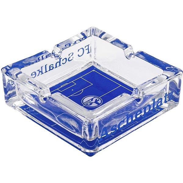 FC Schalke 04 Aschenbecher Ascheplatz