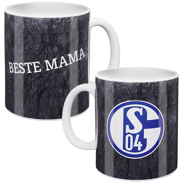FC Schalke 04 Tasse Beste Mama