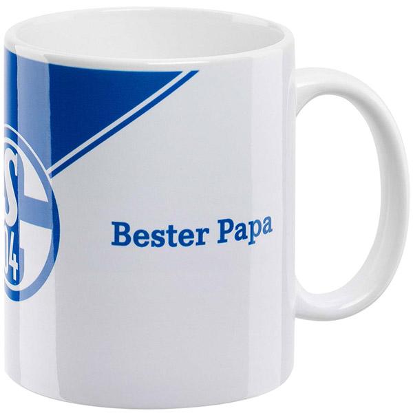 FC Schalke 04 Tasse Bester Papa