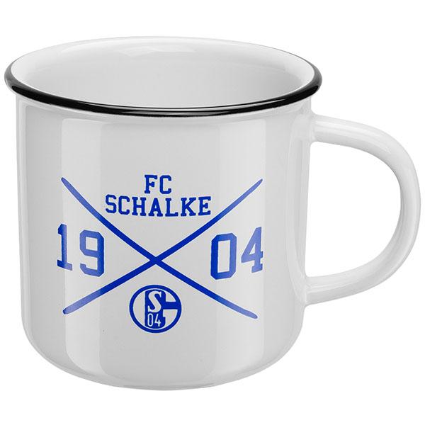 FC Schalke 04 Tasse Cross