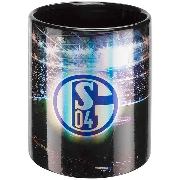 FC Schalke 04 Tasse Flutlicht
