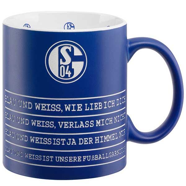FC Schalke 04 Tasse Hymne