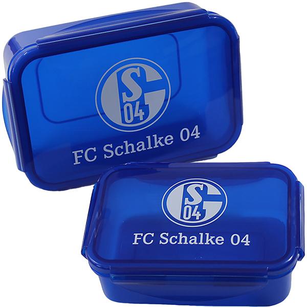 FC Schalke 04 Brotdose 2er-Set