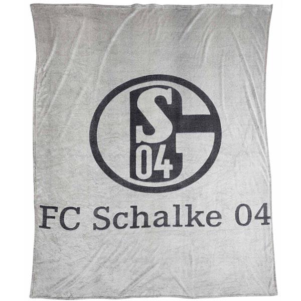 FC Schalke 04 Decke Flanell